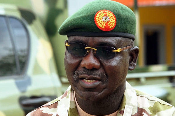Chief of Army Staff, Gen. Tukur Buratai