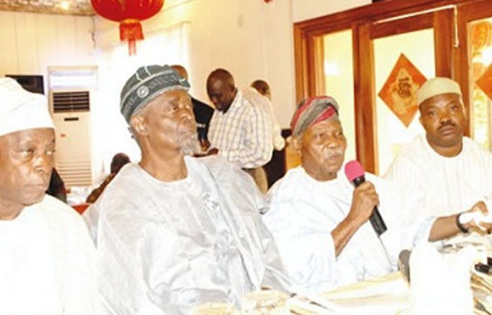 Afenifere-Leaders
