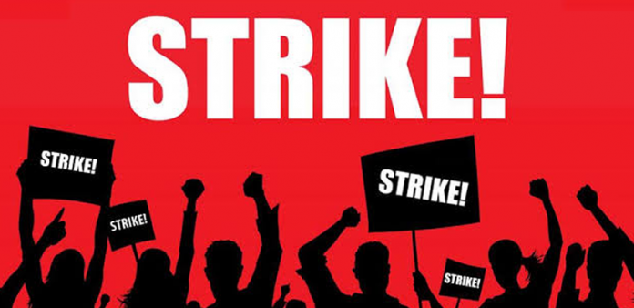 Strike-industrial-action